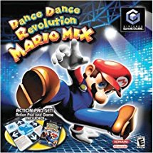 GC: DANCE DANCE REVOLUTION MARIO MIX (SOFTWARE ONLY) (BOX)